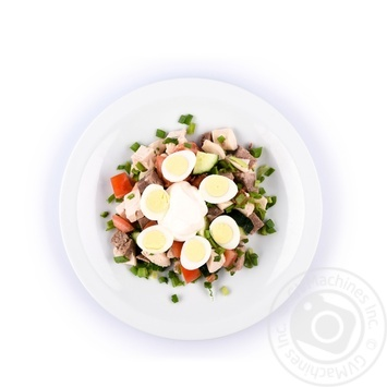 Royal hunt salad