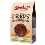 Печенье Mon Lasa Шоколадно-ореховое 120г