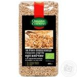 ORGANIC COUNTRY Organic Grains Of Hard Wheat For Couching