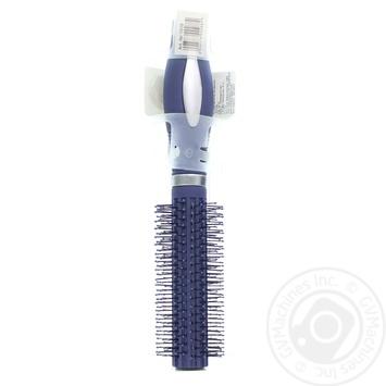 Щетка для волос Titania 1659 синяя - купить, цены на Таврия В - фото 2