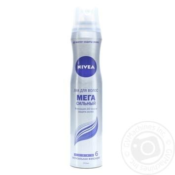 Lacquer Nivea for hair 250ml