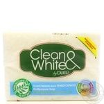Мыло хозяйственное Duru Clean&White универсальное 125г*4