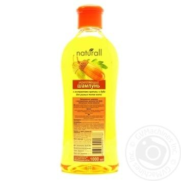 Naturall Shampoo Nettle/oak 1l - buy, prices for Furshet - image 1