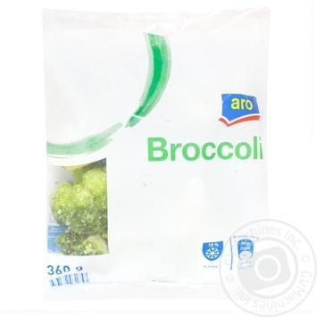 Aro frozen broccoli 360g