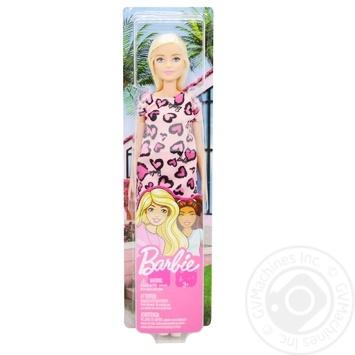 Игрушка Barbie Кукла Супер стиль