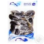 Linamar fresh in shell mussels 1kg