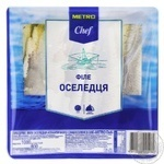 Metro chef in oil pickled fish herring 1000g