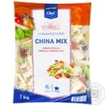 Metro Chef frozen Chinese mix 1kg