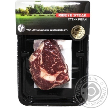 Kozyatynsʹkyy m'yasokombinat Antrekot Fresh Steak Beef