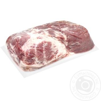 Шейная часть свиная Глобино охлажденная