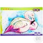 Альбом ZiBi для малювання А4 40 аркушів