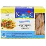 Хлібці Nordic зі злаків пшеничні 100г