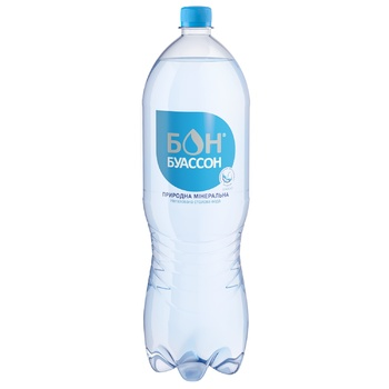 Bon Boisson mineral water not aerated 2l - buy, prices for Furshet - image 4