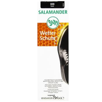 Крем для взуття Salamander Wetter Schutz 75мл - купити, ціни на Метро - фото 2