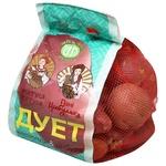 Дует Картопля та цибуля Матуся Потуся 2,5кг