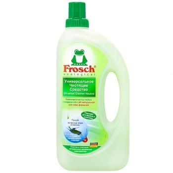 Засіб чистячий Frosch універсальний 1л