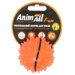 Іграшка для тварин Animall М'яч Каштан 7см в асортименті