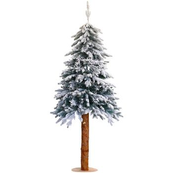 YES! FUN Decoration Christmas Tree Snow-Covered 180 cm