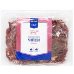 Чіпси Metro Chef яловичі сирокопчені 250г