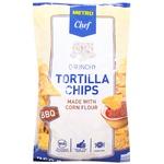 Чипсы Metro Chef Tortilla со вкусом BBQ 750г