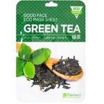 Маска для лица Pascucci зеленый чай 23мл