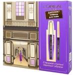 Набор L'Oreal Paris для туш та век Volume Million Lashes So Couture Extra Black 8.5мл+ подводка для глаз Le Liner Signature