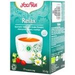 Чай Yogi Tea Relax 17 пакетиков
