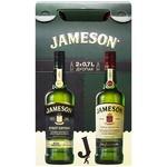 Подарочный набор Виски Jameson 40% 0,7л+ Stout Edition 40% 0,7л