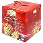 Del Duca Panettone Cake with Chocolate Chips 750g