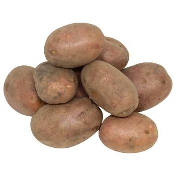 Картопля рожева - купити, ціни на Метро - фото 1