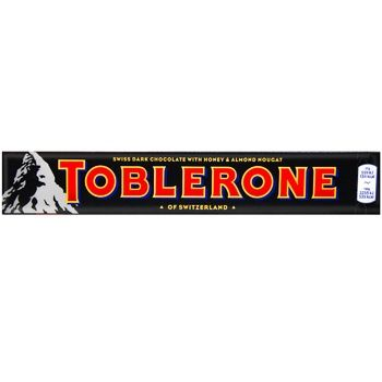 Шоколад Toblerone темний 100г