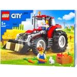 Конструктор Lego City Трактор