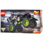 Lego Technic Grave Digger Monster Jam Constructor