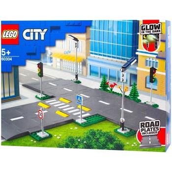 Конструктор Lego City Town Дорожные плиты
