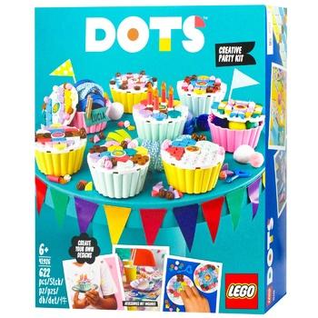 Конструктор Lego Dots Creative Party Kit