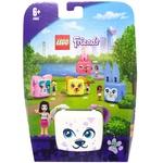 Lego Friends Dalmatian Cube with Emma Constructor