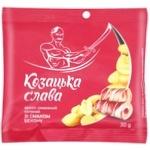 Арахіс Козацька слава солоний смажений зі смаком бекону 30г