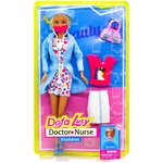 Defa Doll Doctor with Mask Toy