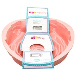 Rose Silicone Form for baking cupcake 23cm