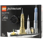 Lego Architecture New York City Building Set 21028