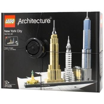 Lego Architecture New York City Building Set 21028