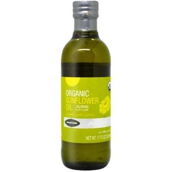 Масло Mantova Подсолнечное органическое 0,5л