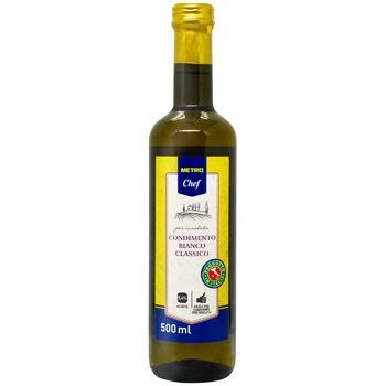 Metro Chef White Seasoning with Wine Vinegar 500ml