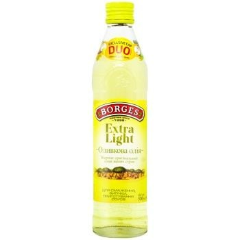 Масло оливковое Borges Extra Light 0,5л