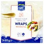Metro Chef Wraps Wheat Flour Tortillas 30cm х 18pcs