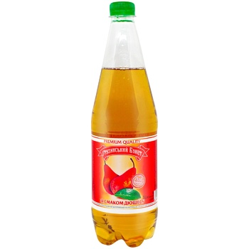 Напиток безалкогольный сильногазированный Грузинский букет Дюшес 1л - купить, цены на Novus - фото 1