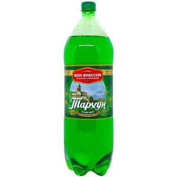 Напиток на вкусо-ароматических добавках Бон Буассон Тархун сильногазированный 2л