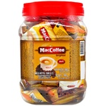 Кава розчинна MacCoffe 3в1 20г*50шт. банка