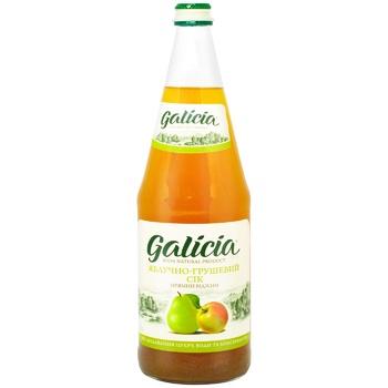 Galicia apple-pear juice 1l glass