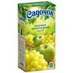 Sadochok Apple-grape Nectar 0,5l